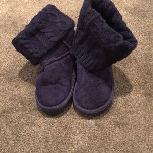 Other - Blue light up boots